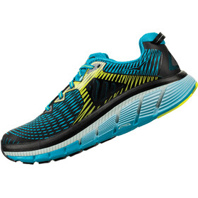 Hoka One One M's Gaviota Running Shoes black/caribbean sea